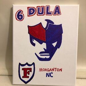 Freedom High School Patriots #6 Dula tribute🏈